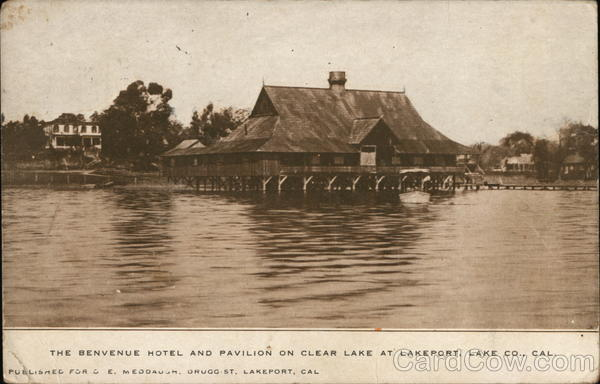 The Benvenue Hotel And Pavilion