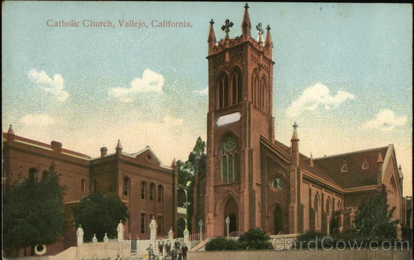 Catholic Church Vallejo California