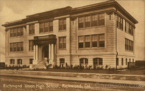 Richmond Union High School California