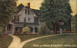 Home of James Garfield