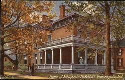Home of Benjamin Harrison