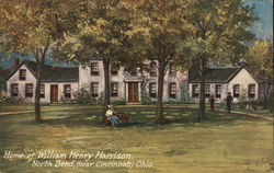 Home of William Henry Harrison