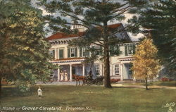 Home of Grover Cleveland