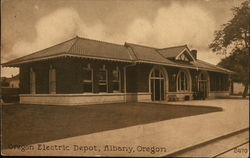 Oregon Electric Depot