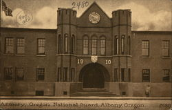 Armory, Oregon National Guard