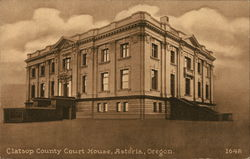 Clatsop County Court House