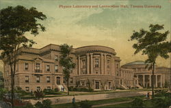 Physics Laboratory and Convocation Hall, Toronto University