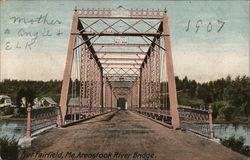Aroostook River Bridge