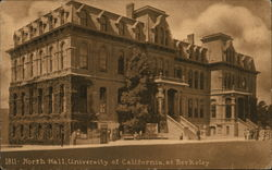North Hall, University of California