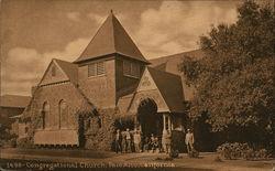 Congregational Church, Palo Alto, California