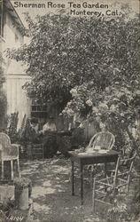 Sherman Rose Tea Garden