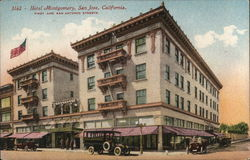 Hotel Montgomery, First and San Antonio Streets