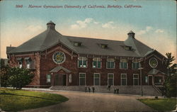Harmon Gymnasium University of California