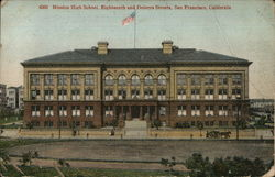 Mission High School, Eighteenth and Dolores Streets