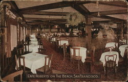 Cafe Roberts on the Beach