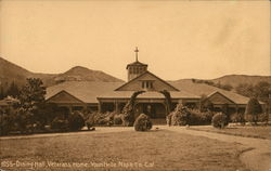 Dining Hall, Veterans Home in Napa County
