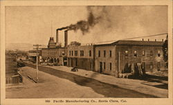 Pacific Manufacturing Company