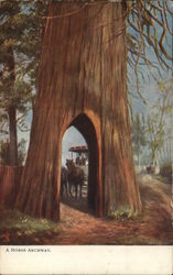 A Horse Archway