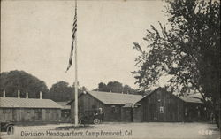 Division Headquarters, Camp Fremont