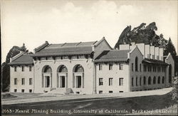 Hearst Mining Building, University of California