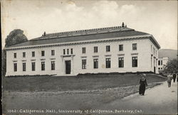 California Hall, University of California