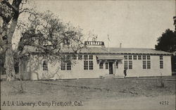 ALA Library, Camp Fremont
