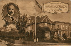 Residence of Mayor James Rolph Jr., Primary Election Political Campaign