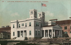 Gate House, Entrance to U.S. Navy Yard