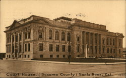 Sonoma County Court House