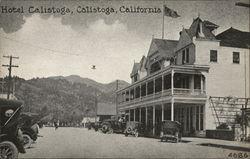 Hotel Calistoga