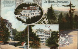 Saint Helena Sanitarium - Main Building