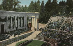 Greek Theatre, University of California