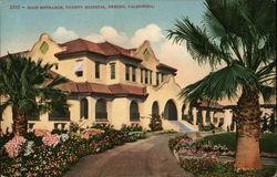 Main Entrance, County Hospital
