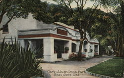 Cafe, Alum Rock Park