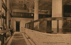 Lobby, First National Bank Building