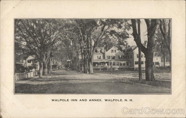 Walpole Inn and Annex New Hampshire