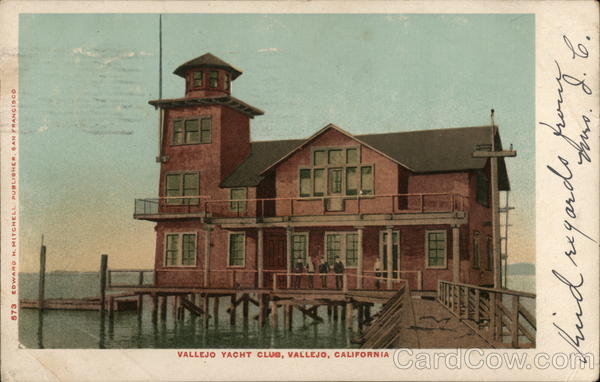 Vallejo Yacht Club California