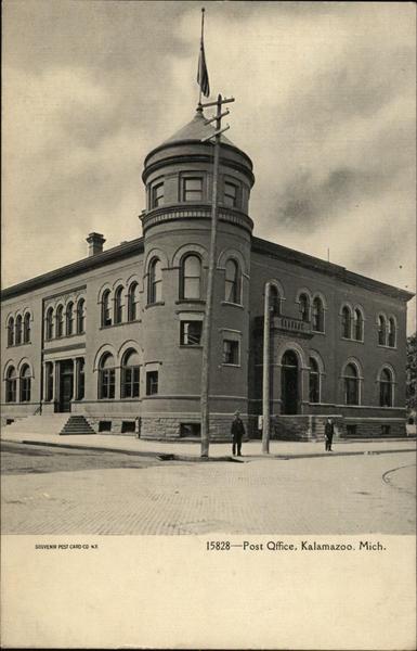 Post Office Kalamazoo Michigan