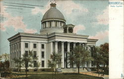 Montgomery, Ala. State Capitol