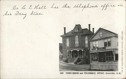 Town House and Telephone Office