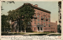 Harrington Hotel Postcard