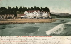 Capitola Hotel and Beach