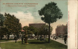 City Hall Square - Alameda County Exposition