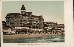 Hotel Arcadia and Beach