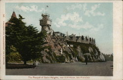 The Parapet of Sutro Heights, near Cliff House
