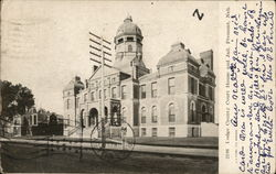 Lodge County Court House and Jail