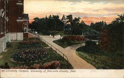 University of Nebraska Campus