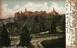 College Hall Wellesley College