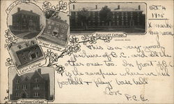 Views of Phillips-Andover Postcard