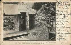 Potton White Sulphur Springs